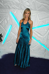 LADY VICTORIA HERVEY at La Dolce Vita Christmas Ball in aid of DeBRa held at Battersea's Evolution, Battersea Park, London on 12th December 2007.<br />