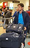 England Team Arrival 290514