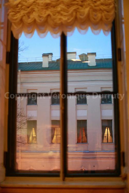winter light, view from Ermitage museum, St Petersburg, Russia // Lumiere d'hiver, vue du Musée de  l'Ermitage, St Petersbourg, Russie