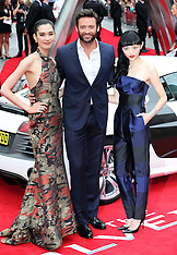 JULY 16 2013 Wolverine premiere in London