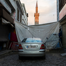 Fear in Turkey's old city of Diyarbakir, despite multi-million reconstruction