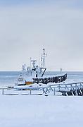 Kvalsund, in Finnmark, Norway.