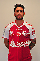 Eliran Atar - 21.10.2014 - Photo officielle Reims - Ligue 1 2014/2015<br /> Photo : Philippe Le Brech / Icon Sport