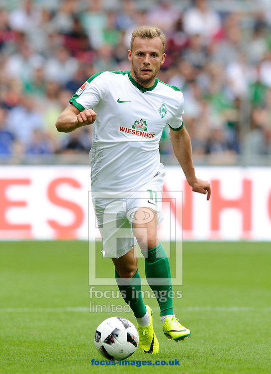 Lennart Thy of SV Werder Bremen during the pre season friendly match at Weserstadion, Bremen, Germany.<br /> Picture by EXPA Pictures/Focus Images Ltd 07814482222<br /> 07/08/2016<br /> *** UK &amp; IRELAND ONLY ***<br /> EXPA-EIB-160807-0290.jpg