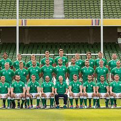 Ireland Team Photo