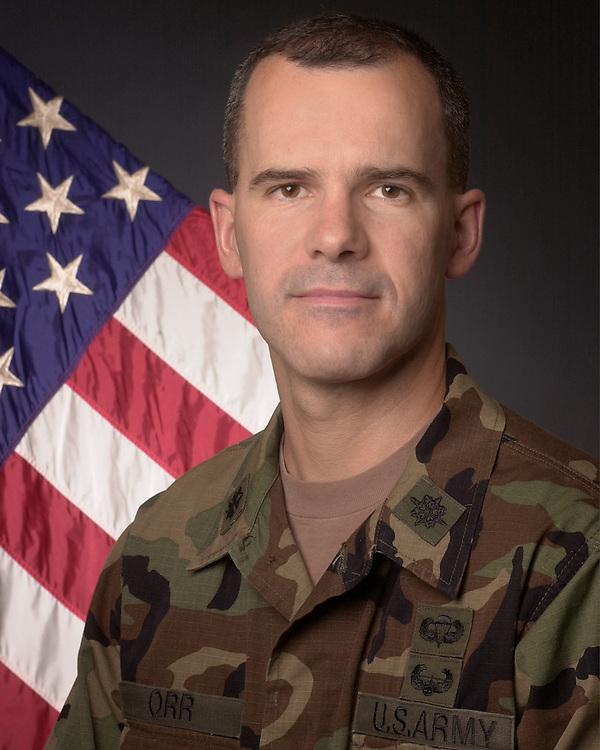15440LTC Doug OrrH&S (ROTC)