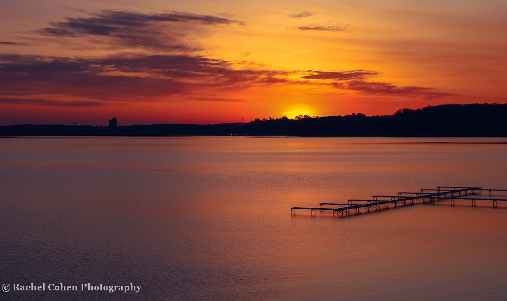 &quot;Sugar Beach Sunrise&quot;<br />