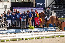 DodderCarrascosa Borja, ESP, Ein Traum 2<br /> European Championship Dressage<br /> Rotterdam 2019<br /> © Hippo Foto - Dirk Caremans<br /> Carrascosa Borja, ESP, Ein Traum 2