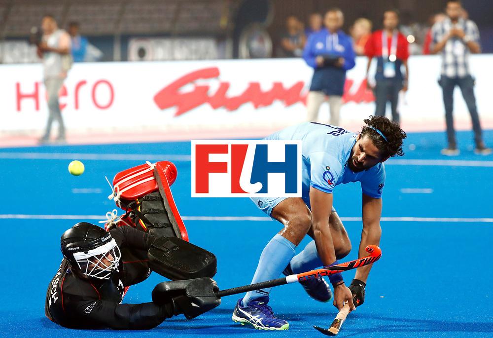 Odisha Men's Hockey World League Final Bhubaneswar 2017<br /> Match id:13<br /> Belgium v India<br /> Foto: Shoot Out<br /> COPYRIGHT WORLDSPORTPICS KOEN SUYK