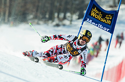 ZETTEL Kathrin (AUT) competes during 5th Ladies' Giant slalom at 51st Golden Fox of Audi FIS Ski World Cup 2014/15, on February 21, 2015 in Pohorje, Maribor, Slovenia. Photo by Vid Ponikvar / Sportida