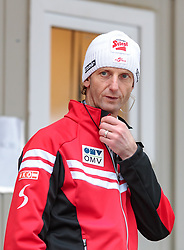 05.01.2018, Paul Außerleitner Schanze, Bischofshofen, AUT, FIS Weltcup Ski Sprung, Vierschanzentournee, Bischofshofen, Qualifikation, im Bild Cheftrainer Heinz Kuttin (AUT) // Headcoach Heinz Kuttin of Austria before his Qualification Jump for the Four Hills Tournament of FIS Ski Jumping World Cup at the Paul Außerleitner Schanze in Bischofshofen, Austria on 2018/01/05. EXPA Pictures © 2018, PhotoCredit: EXPA/ JFK