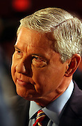 Albuquerque, NM, USA, 09.04.2003: The first of six Presidential Debates held among the Democrate canditades for President 2004. The debate was held at the Popejoy audtiorim at the New Mexico University in Albuquerque.<br /> <br /> Senator Bob Graham.<br /> <br /> Photo: Orjan F. Ellingvag/Aftenposten/Corbis