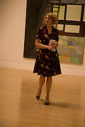 CARLA PANNETT, Private viewfor the opening of the Peter Doig exhibition. Tate Britain. Millbank. London. 5 February 2008.  *** Local Caption *** -DO NOT ARCHIVE-© Copyright Photograph by Dafydd Jones. 248 Clapham Rd. London SW9 0PZ. Tel 0207 820 0771. www.dafjones.com.