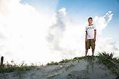 Visser Sunrise Beach Portraits