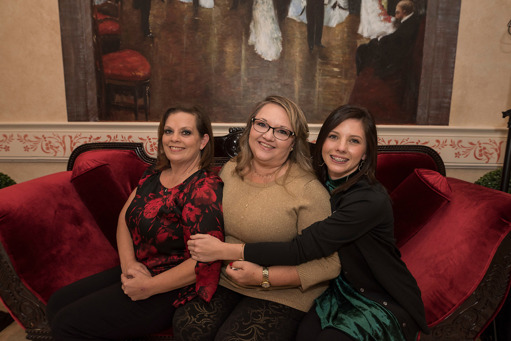 Capstone team members gathered for a holiday celebration on December 21, 2017, in Houston, Texas. Capstone team members gathered for a holiday celebration on December 21, 2017, in Houston, Texas. Photographs sponsored by Hive Technology.