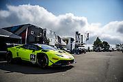 June 25 - 27, 2015: Lamborghini Super Trofeo Round 2-3, Watkins Glen NY. #14 Tom O'Gara, Brian Wong, O'Gara Motorsport, Lamborghini of Beverly Hills, Lamborghini Huracan 620-2