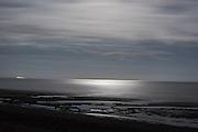 Winchelsea Beach, moonlight, 13 November 2016