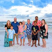 Larsen Family Beach Photos