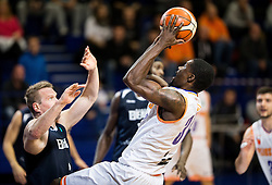 Kyle David Casey #30 of Helios Suns during basketball match between KK Helios Suns (SLO) and Bakken Bears (DEN) in Round #4 of FIBA Champions League 2016/17, on November 8, 2016 in Sports Hall Domzale, Slovenia. Photo by Vid Ponikvar / Sportida