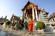 Burmese monk temple Burma
