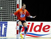 Håndball , 8. desember 2006 , Euro , Norge - Polen ,<br /> Terese Pedersen  , Norge