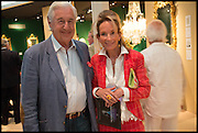 MR. AND MRS. MARTIN SUMMERS, Masterpiece London 2014 Preview. The Royal Hospital, Chelsea. London. 25 June 2014.