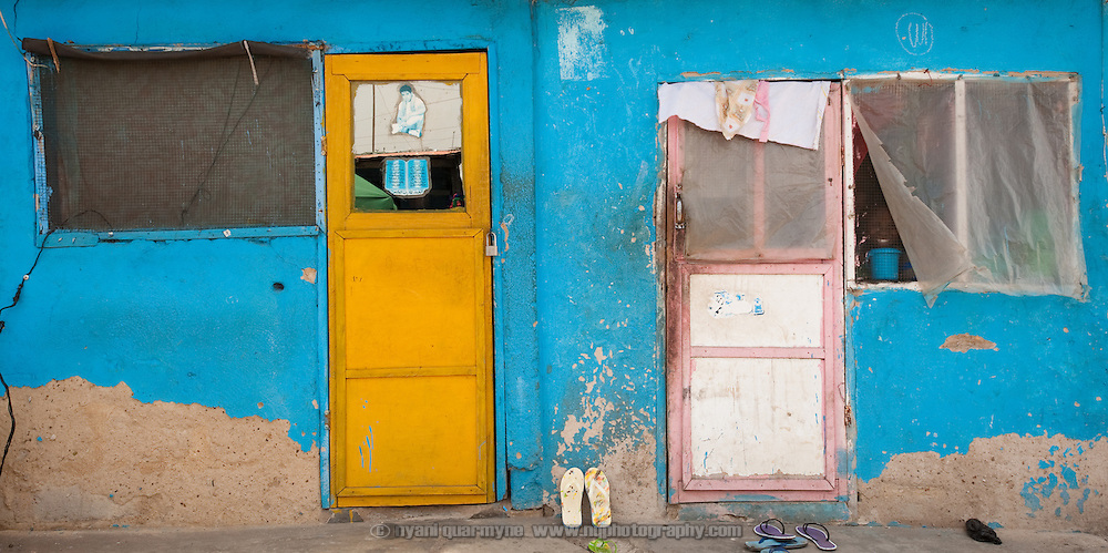 Rooms in Old Fadama. Colloquially referred to as 'Sodom and Gomorrah, Old Fadama is located in Ghana's capital Accra and is home to some some 80,000 people.