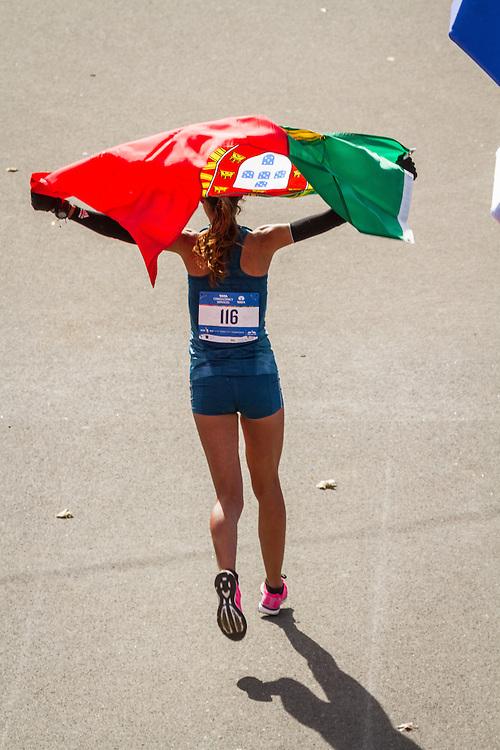 NYC Marathon, Sara Moreira, Portugal