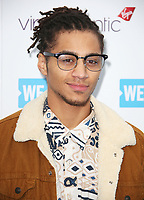 Bluey Robinson, WE Day 2017 - UK Red Carpet Arrivals, Wembley Arena, London UK, 22 March 2017, Photo by Brett D. Cove