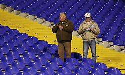 24.10.2012, Stadion Maksimir, Zagreb, CRO, UEFA CL, Dinamo Zagreb vs Paris Saint-Germain, im Bild // during UEFA Championsleague Match between Dinamo Zagreb and Paris Saint-Germain at the Maksimir Stadium, Zagreb, Croatia on 2012/10/24. EXPA Pictures © 2012, PhotoCredit: EXPA/ Pixsell/ Ibrahim Kralj..***** ATTENTION - OUT OF CRO, SRB, MAZ, BIH and POL *****