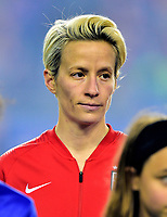 International Women's Friendly Matchs 2019 / <br /> SheBelieves Cup Tournament 2019 - <br /> United States vs Brazil 1-0 ( Raymond James Stadium - Tampa-FL,Usa ) - <br /> Megan Rapinoe of United States