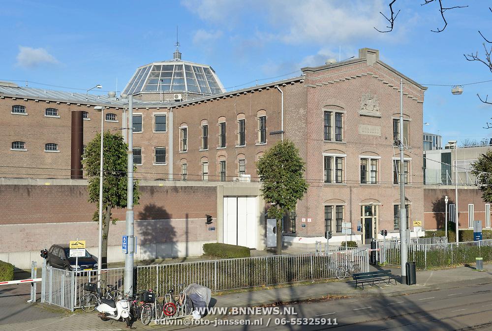 NLD/Amsterdam/20131123 - Havenstraat 6 Amsterdan, een voormalig penitentiaire inrichting.
