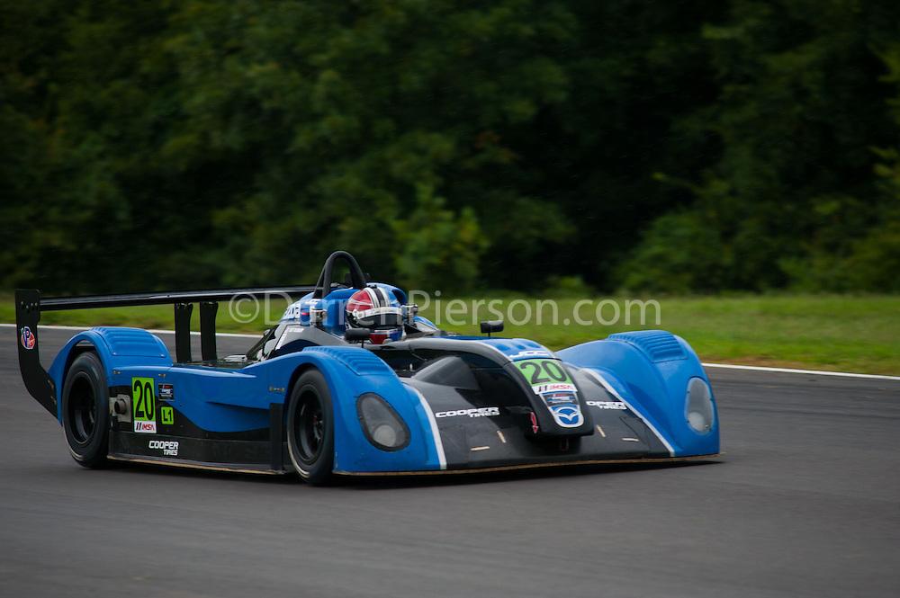 #20 JDC Motorsports Elan DP-02: Matthew McMurry