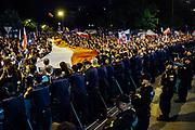 Warszawa. 20.07.2017 Protest przeciwko ustawie o Sadzie Najwyzszym. n/z   Fot: Krystian Maj/FORUM