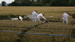 A woman who died in a Power Gliding accident has been named by Police today as Kay Draper. She represented the British hang gliding team that won the first Women&rsquo;s European and Women&rsquo;s World Championships after taking up the sport in 1979.<br />