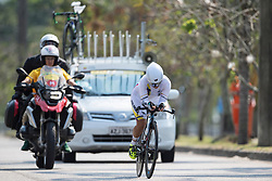 MUNEVAR Daniela Carolina, COL, C3, Cycling, Time-Trial at Rio 2016 Paralympic Games, Brazil