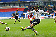 Bolton Wanderers Andrew Taylor (20) during the EFL Sky Bet League 1 match between Bolton Wanderers and Northampton Town at the Macron Stadium, Bolton, England on 18 March 2017. Photo by Craig Galloway.