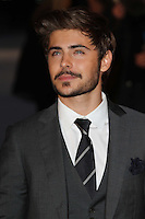 Zac Efron The Death And Life Of Charlie St. Cloud UK Premiere, Empire Cinema, Leicester Square, London, UK, 16 September 2010: For piQtured Sales contact: Ian@Piqtured.com +44(0)791 626 2580 (Picture by Richard Goldschmidt/Piqtured)