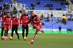 Jamie Paterson of Bristol City warms up - Mandatory by-line: Jason Brown/JMP - 26/11/2016 - FOOTBALL - Madejski Stadium - Reading, England - Reading v Bristol City - Sky Bet Championship