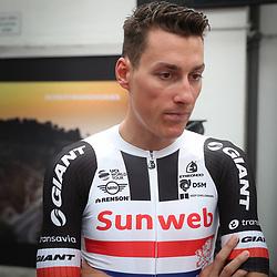 28-06-2017: Wielrennen: Tour Sunweb persmoment: Dusseldorf<br />Ramon Sinkeldam