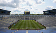 General view inside the Michigan Stadium during the Manchester United and Liverpool International Champions Cup match at the Michigan Stadium, Ann Arbor, United States on 28 July 2018.
