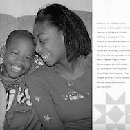 B&W Annual Report Portraiture