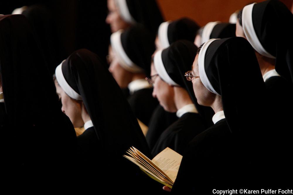 Nuns Stock Image