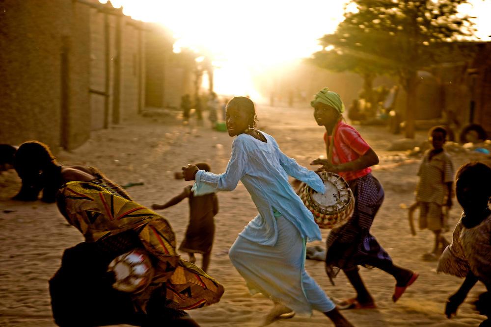 Wedding celebration, Timbuktu