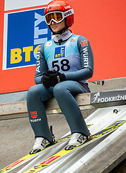 Katharina Althaus of Germany during Day 3 of World Cup Ski Jumping Ladies Ljubno 2019, on February 10, 2019 in Ljubno ob Savinji, Slovenia. Photo by Matic Ritonja / Sportida