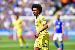 May 12, 2019 - Leicester, England, United Kingdom - Willian (22) of Chelsea during the Premier League match between Leicester City and Chelsea at the King Power Stadium, Leicester on Sunday 12th May 2019. (Credit Image: © Mi News/NurPhoto via ZUMA Press)