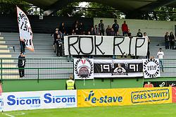 football match between NS Mura and NK Aluminij in 6th Round of Prva liga Telekom Slovenije 2018/19, on August 26, 2018 in Mestni stadion Fazanerija, Murska Sobota, Slovenia. Photo by Mario Horvat / Sportida