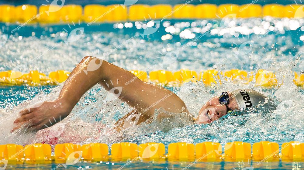 LAPSHINA Polina RUS.Women's 4x100m Medley Relay.FINA World Short Course Swimming Championships.Istanbul Turkey 12 - 16 Dec. 2012.Day 03.Photo G.Scala/Deepbluemedia/Inside
