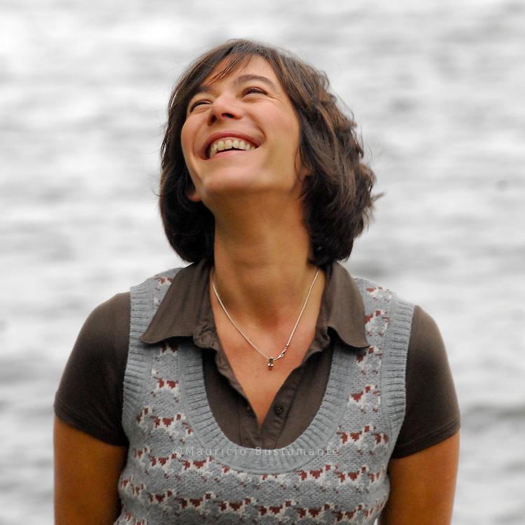 Sandra Maahn (* 16. April 1968 in München) ist eine deutsche Nachrichtensprecherin und Fernsehmoderatorin. 14.04.2010.<br /> Hamburg