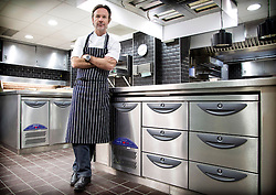 Marcus Wareing at Marcus Restaurant, The Berkeley, London. Photo: Anthony Charlton.